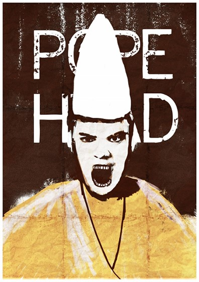'Pope Head' (The Secret Life of Francis Bacon)