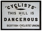 CYCLISTS: This Hill is DANGEROUS
