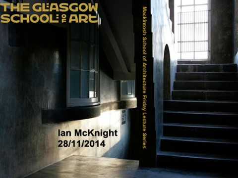 Ian McKnight MSA Friday Lecture Series