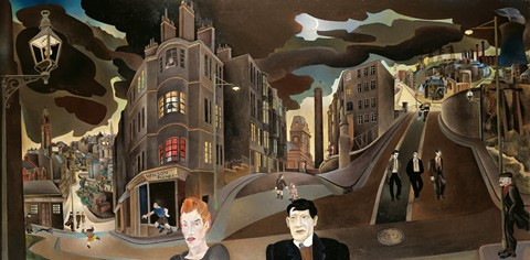 Claire Barclay walking tour: Alasdair Gray Season