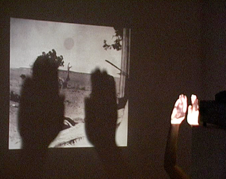 Videostill from Stefan Pente, Ines Schaber, Unnamed Series, Part 2: