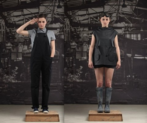 Workwear: factory floor to fashion statement