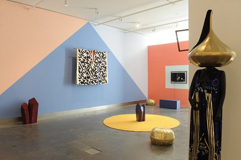 A Return to Normalcy: Birth of a New Museum (installation view)