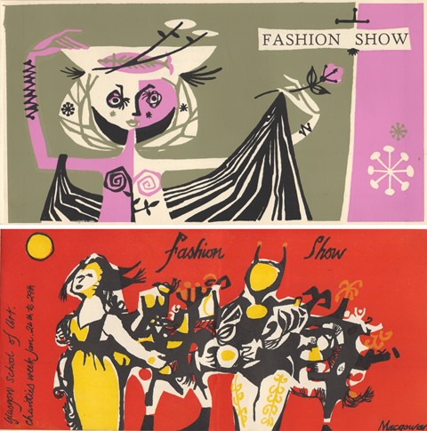 The Glasgow School of Art Fashion Show 70th Anniversary, 1947-2017