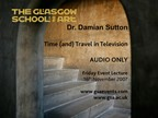 Damian Sutton – 'Time (and) Travel in Television'