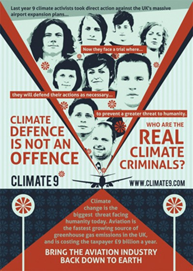 'Art and Activism: The Aberdeen Climate9 jury trial'