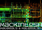 Mackintosh: Materials & Materiality