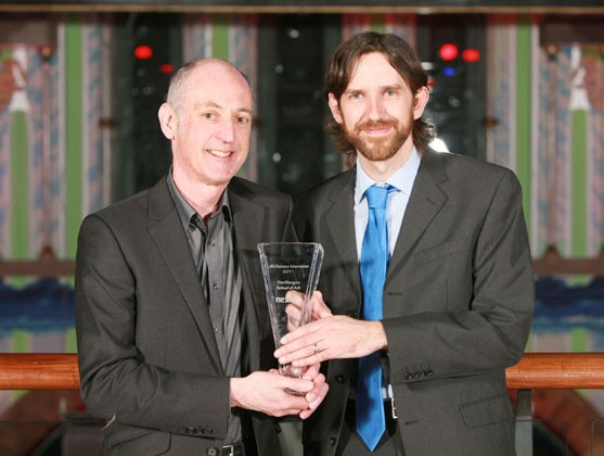 Professor Alastair Macdonald (l) & Doctor David Loudon (r)