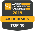 GSA in top 10 art & design institutions