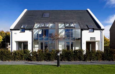 The Glasgow House by GHA