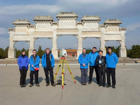 The Scottish Ten: Eastern Royal Tombs of the Qing Dynasty