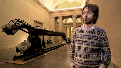 Video: Simon Starling's Tate Britain Commission