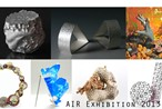 Silversmithing + Jewellery AIR Exhibition 2013