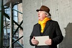 Video: Steven Holl birthday event, December 2012