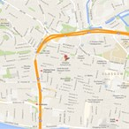 Get directions to The Glasgow School of Art
