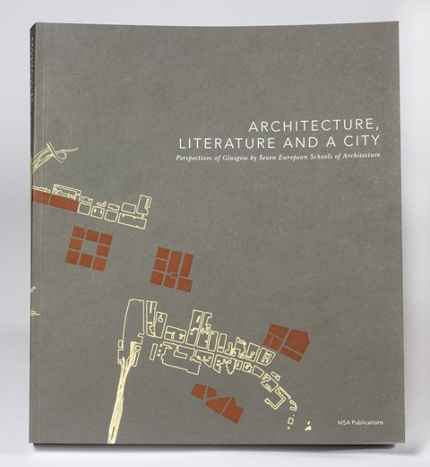 Architecture, Literature and a City launch