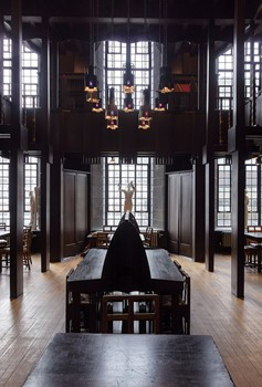 The Mackintosh Library