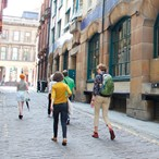 Mackintosh's Glasgow Walking Tour