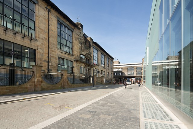 glasgow school of art mac building