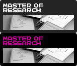 Master of Research