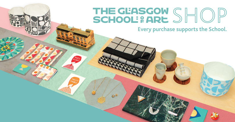 Visit the GSA Shop for contemporary design and souvenirs
