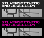 Silversmithing & Jewellery