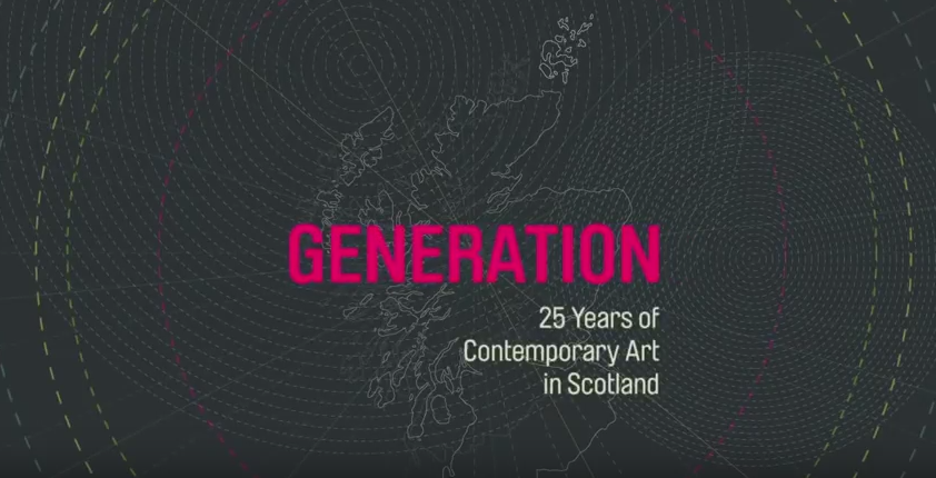 Generation: Scotland + Contemporary Art