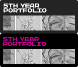 Portfolio Preparation for 5th Years