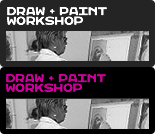 Drawing + Painting Workshop