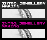 Jewellery Workshop: Beginners