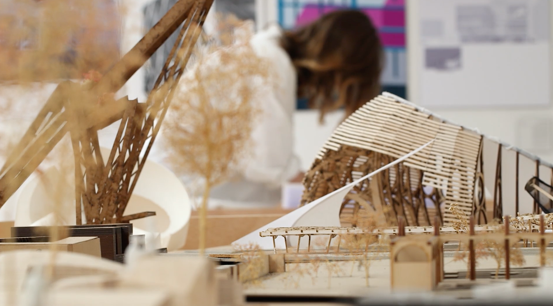 A short film about Stage 1 of the Mackintosh School of Architecture's Bachelor of Architecture programme
