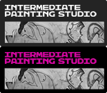 Intermediate Painting Studio