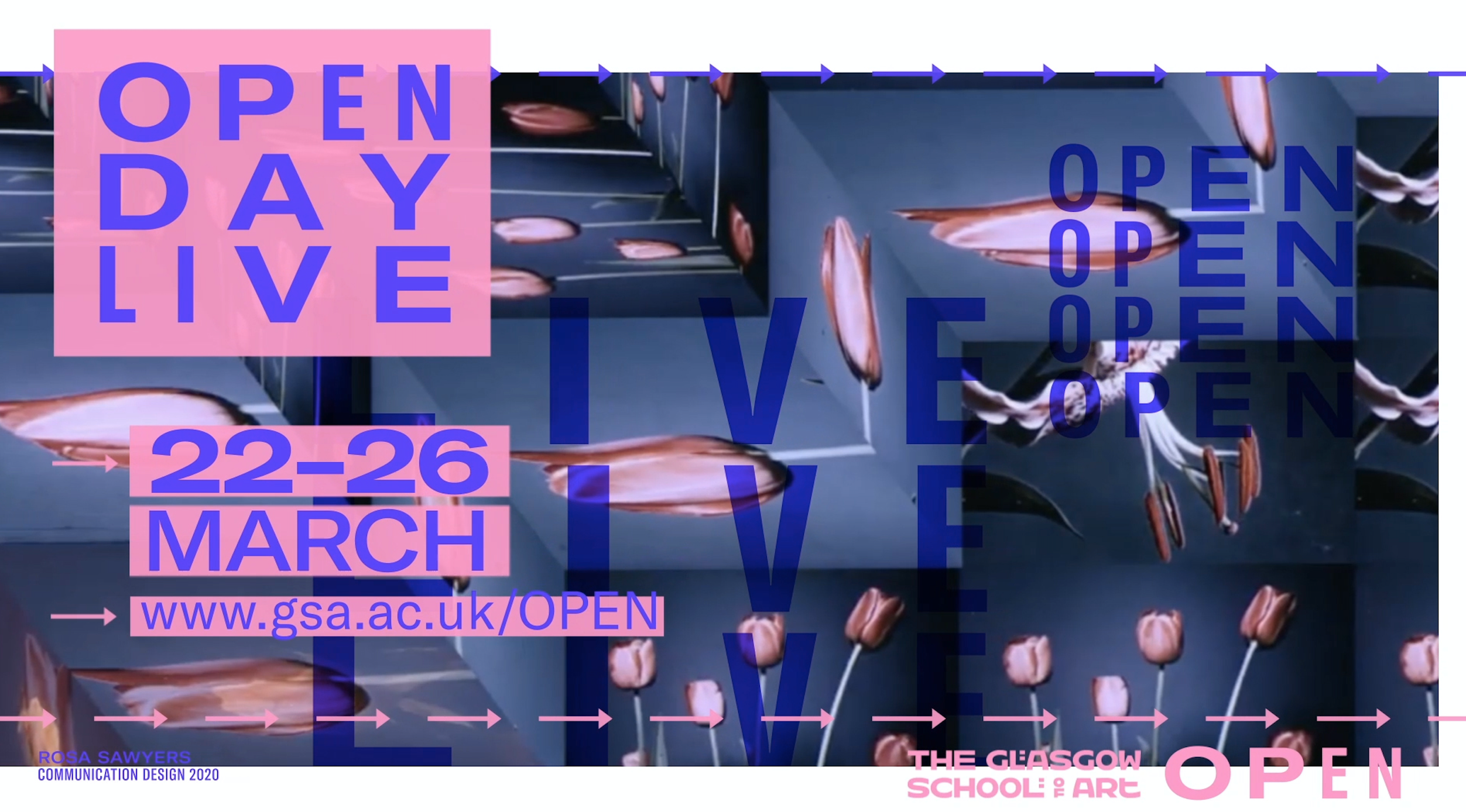 Open Day Live 2021