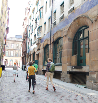 City Walking Tours bookings are now Open