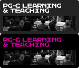 PG Cert Learning & Teaching